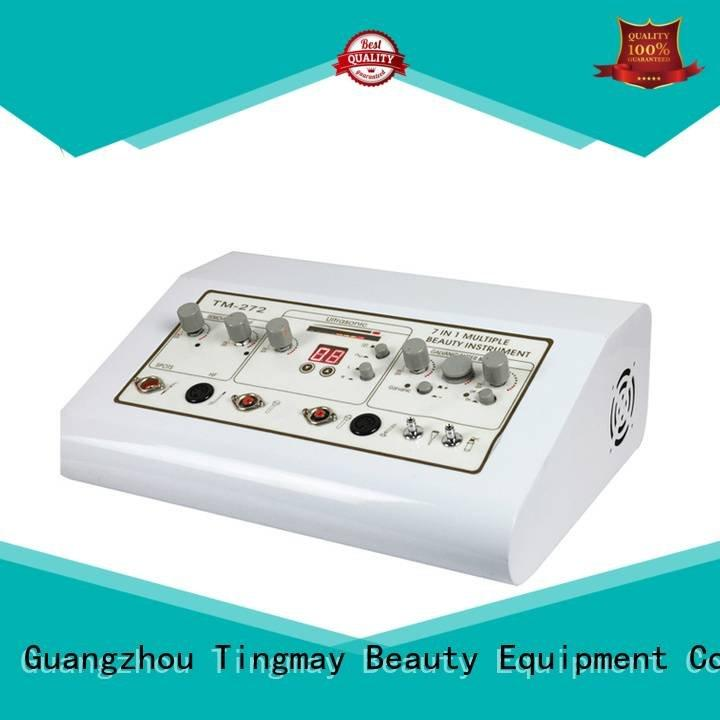 Tingmay oxygen infusion facial machine spray facial cupping enlargement