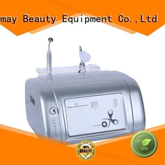 multifunctional oxygen galvanic butt Tingmay oxygen infusion skin care beauty machine