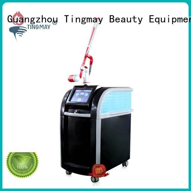 Tingmay Brand tm pico yag laser tattoo removal machine laser