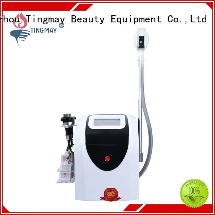 vertical face body massage machine for weight loss Tingmay