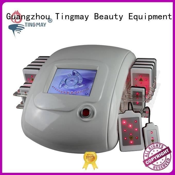 fda approved laser lipo machines body fast lipo laser slimming Tingmay Warranty