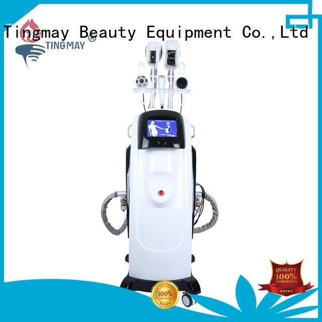 Tingmay Brand machine 4 in 1 cryotherapy lipo laser slimming