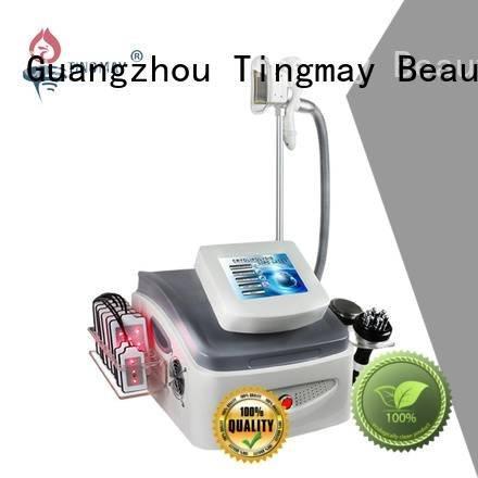 Tingmay Brand tighten rf muscle stimulator machine cryolipolysis wave