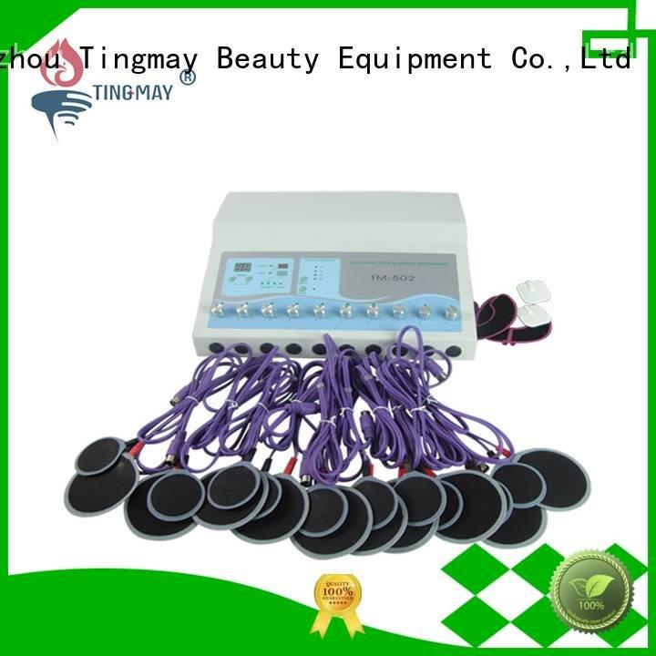 Tingmay fat rf face e stimulation machine portable