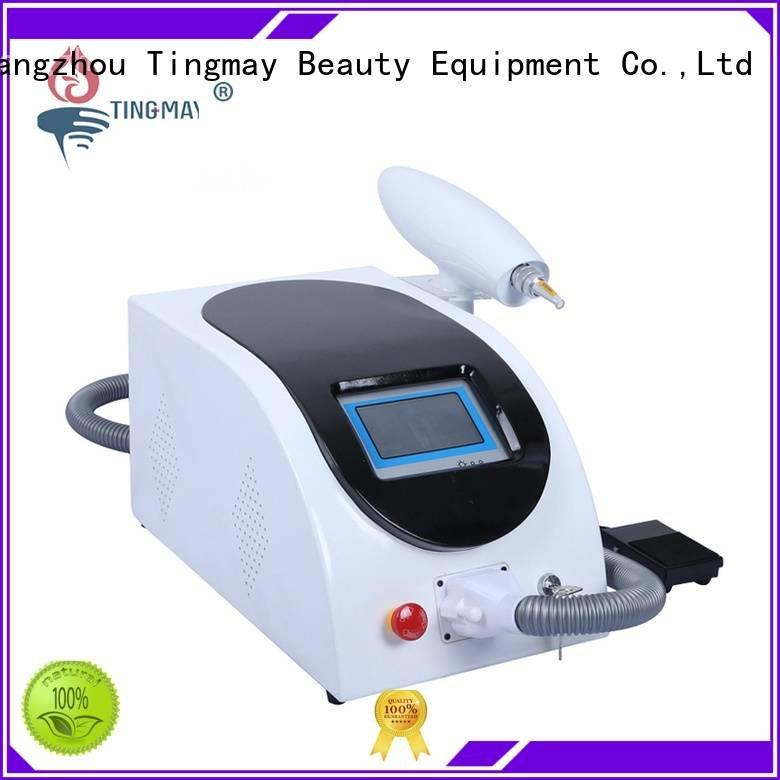 Tingmay laser laser tattoo removal machine salon switch