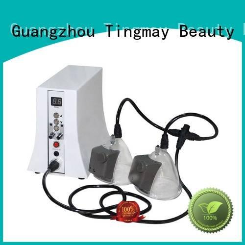 cupping multifunctional Tingmay oxygen infusion skin care beauty machine