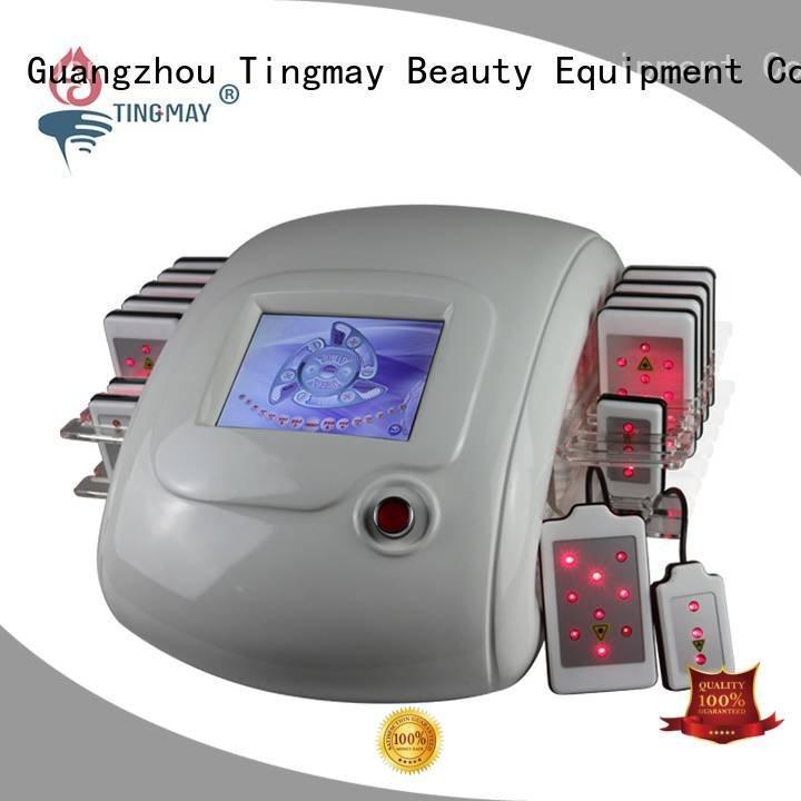 Tingmay cryotherapy lipo laser slimming cavitation rf