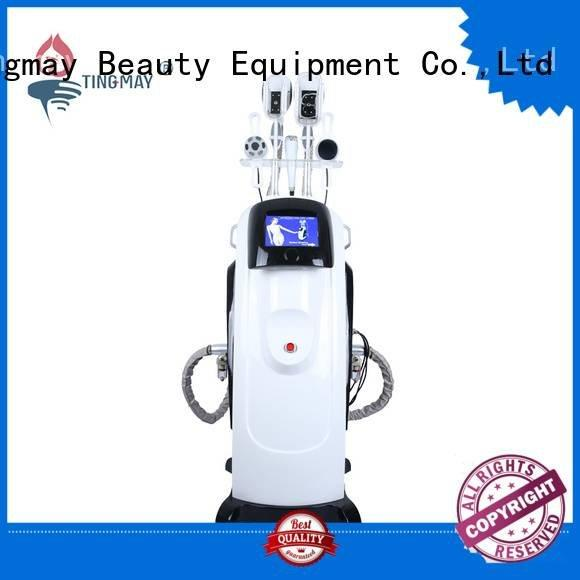 Hot fda approved laser lipo machines cryolipolisis 4 in 1 cryotherapy Tingmay Brand
