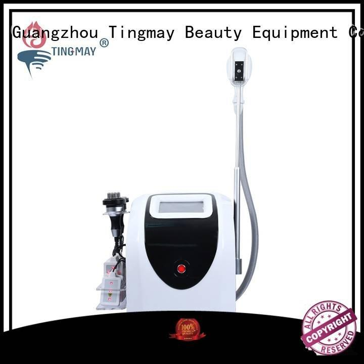 Custom cavitation cryolipolysis slimming machine face body massage machine for weight loss