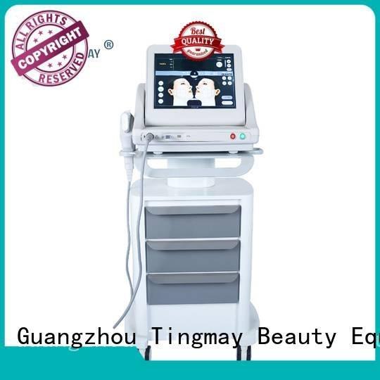 Custom muscle stimulator machine face ultrasound wave Tingmay