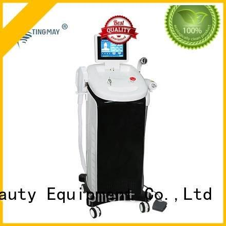 Tingmay salon tm laser tattoo removal machine nd rf