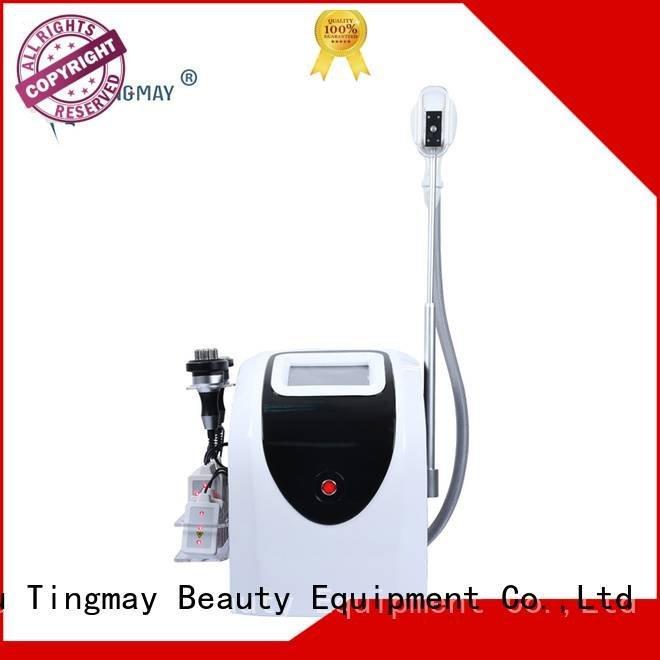 Hot body massage machine for weight loss rf machine vertical Tingmay Brand