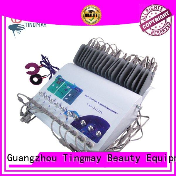 Quality fda approved laser lipo machines Tingmay Brand body lipo laser slimming