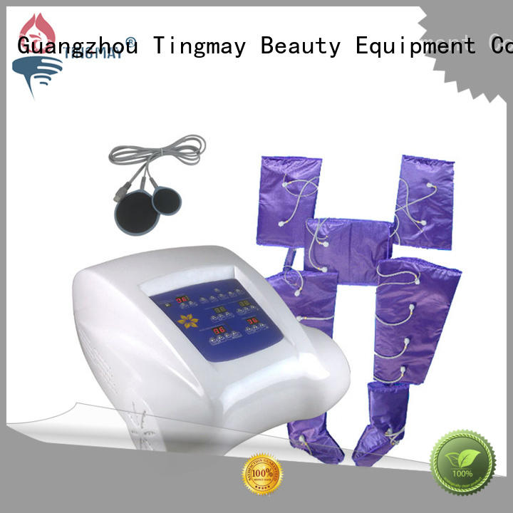 presso therapy lymphatic massage machine personalized for man Tingmay