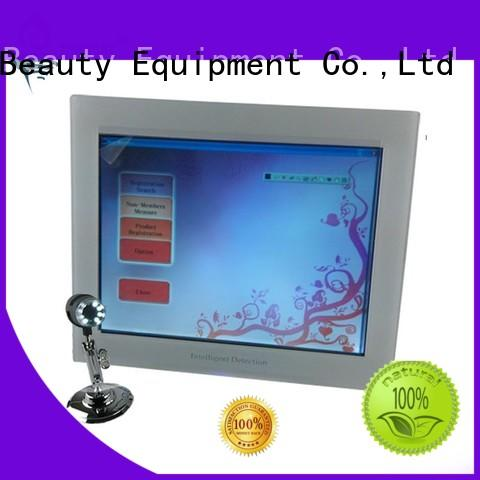 professional skin analysis machine for sale keyboard supplier for woman