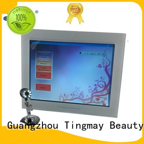 beauty skin scanner machine instrument series for woman