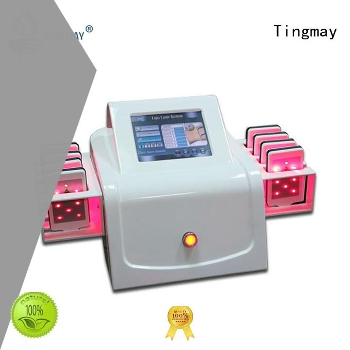 Tingmay Brand body machine slimming lipo lipo laser machine