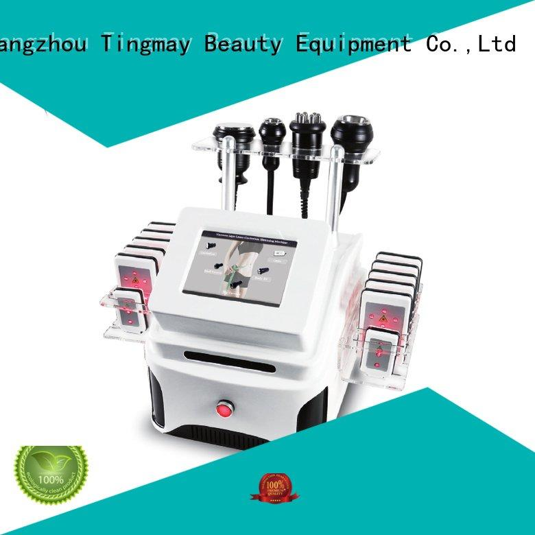 Tingmay Brand rf lipo cryolipolisis lipo laser slimming