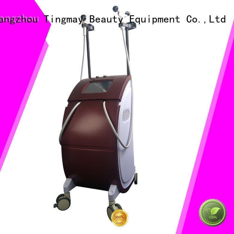 Hot body massage machine for weight loss cells cryolipolysis slimming machine metabolic Tingmay