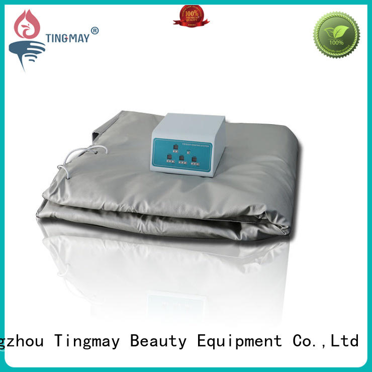 Tingmay infrared lymphatic massage machine with good price for sauna