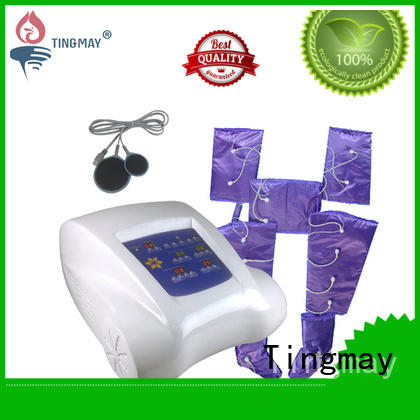 heathy lymphatic drainage massage machine ems with good price for body