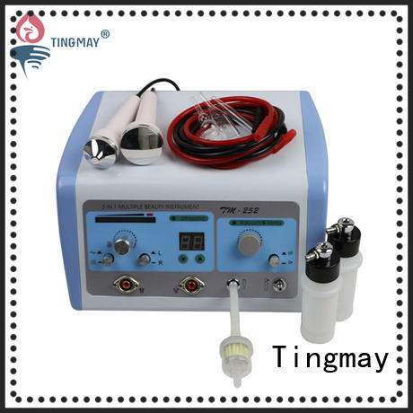 Tingmay multifunctional facial vacuum machine with good price for beauty salon