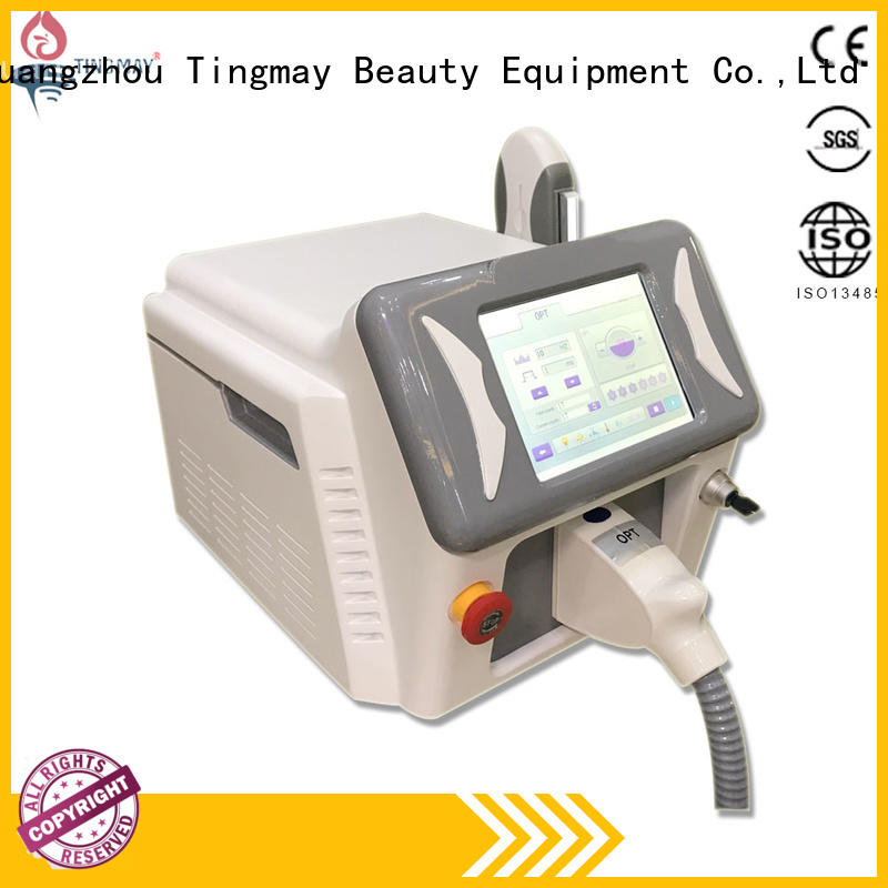 Tingmay machine ultrasound face lift machine from China for woman