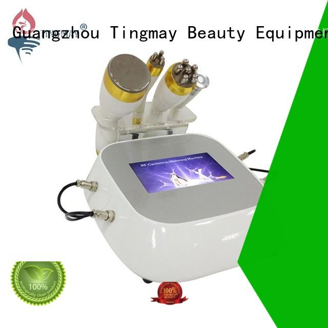 microneedle radio frequency skin tightening machine tripolar personalized for girls