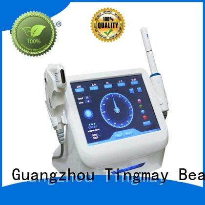 Tingmay Brand rf body fat cavitation rf vacuum slimming machine cavitation