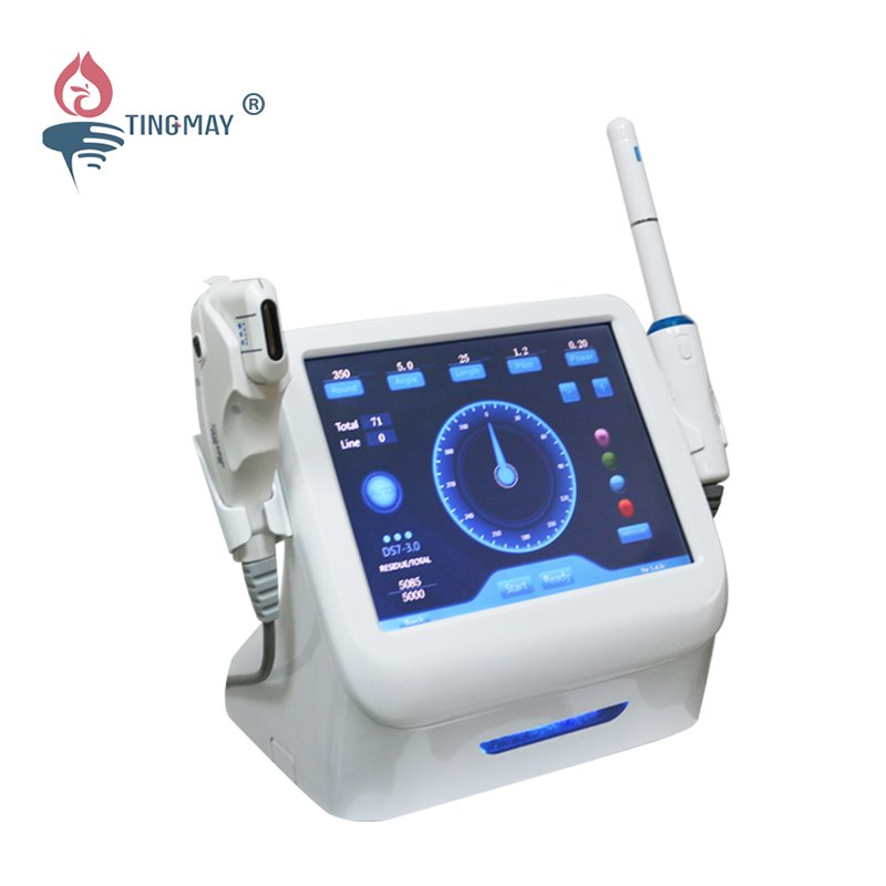 Tingmay Hifu vaginal tighten and face lift machine TM-FU2.0S HIFU machine image1