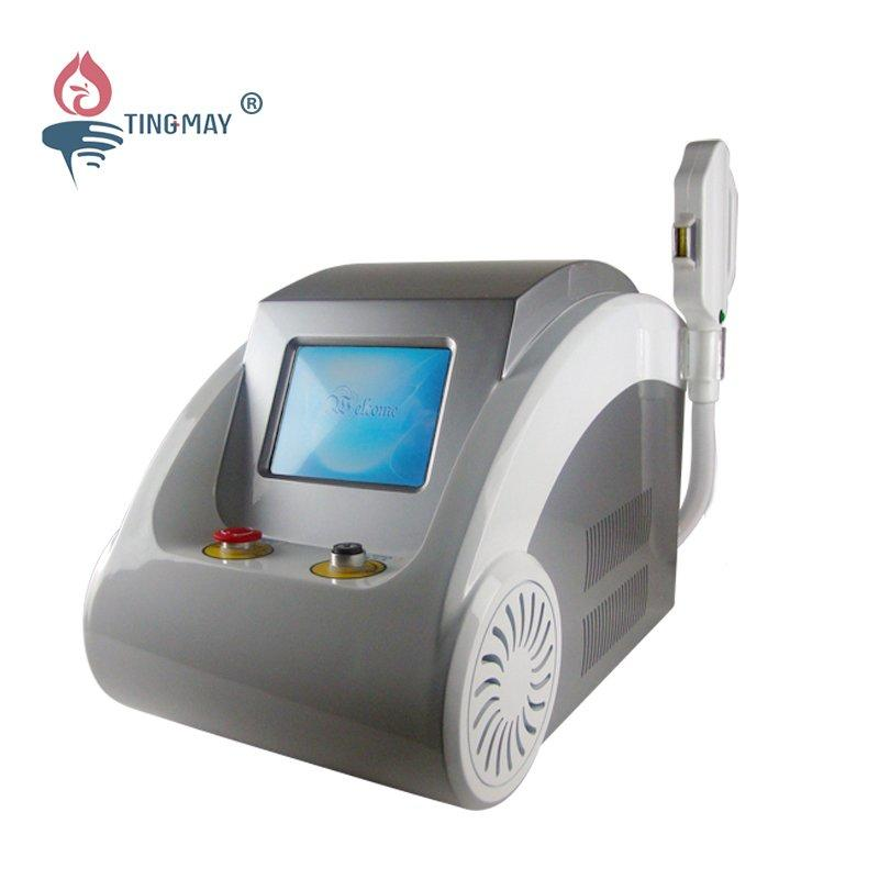 E-light ipl hair removal skin rejuvenation machine TM-E118