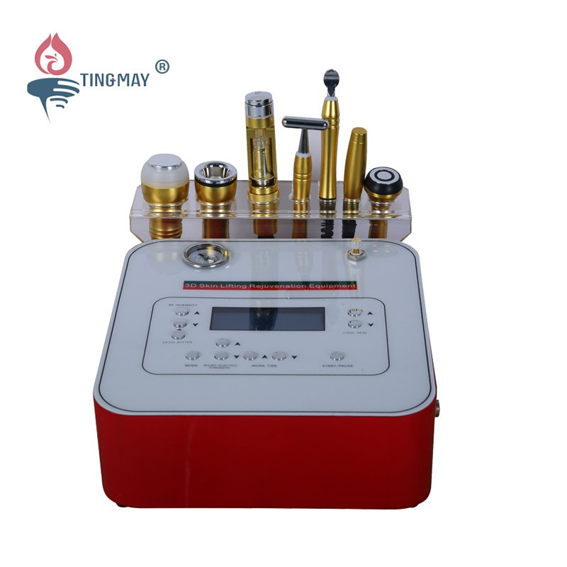 Tingmay no needle mesotherpy electroporator TM-682 Mesotherapy machine image26