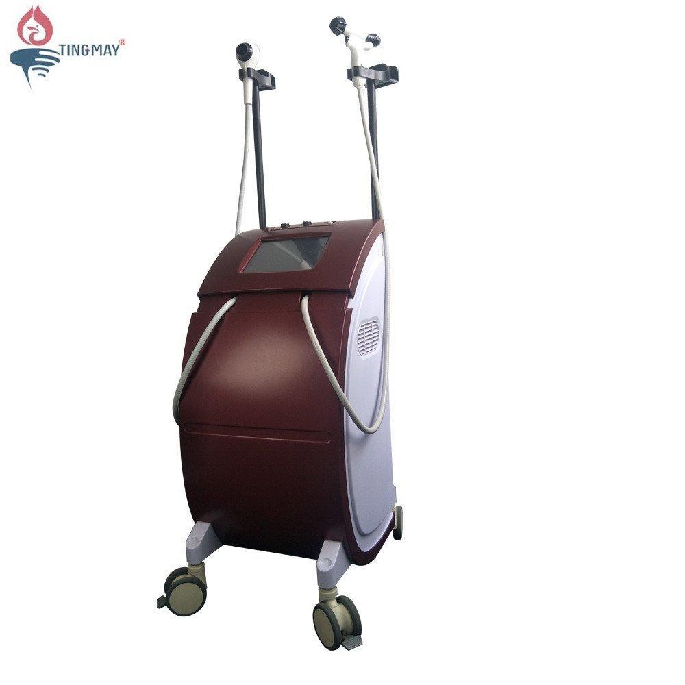 thermolift bipolar monopolar focused rf skin tightening wrinkle removal body conturing machine