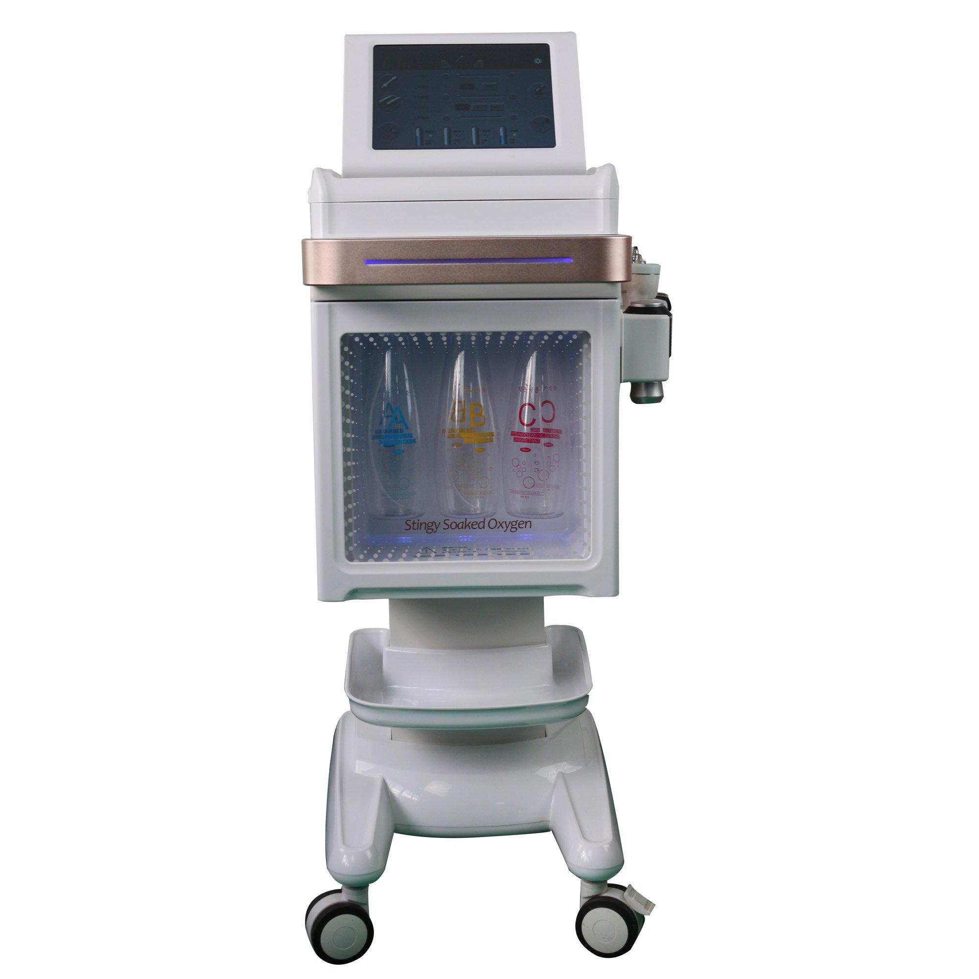 Tingmay water dermabrasion peeling machine TM-XQP Microdermabrasion machine image31