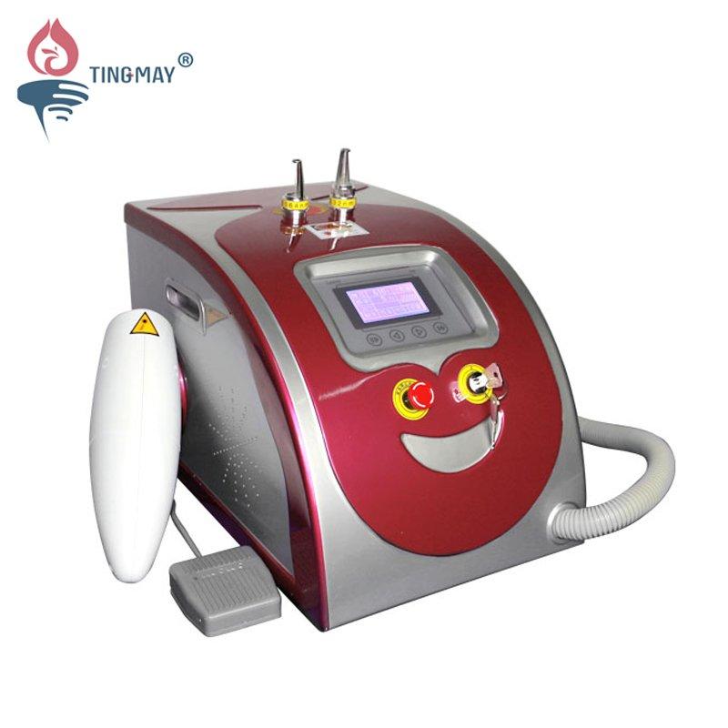 Tingmay ND:YAG laser tattoo removal machine TM-J108 Yad Laser machine image2