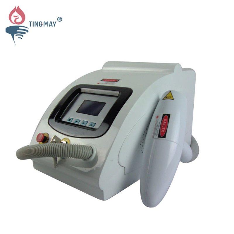 Tingmay q switch ND:YAG laser tattoo removal machine TM-J116 Yad Laser machine image1