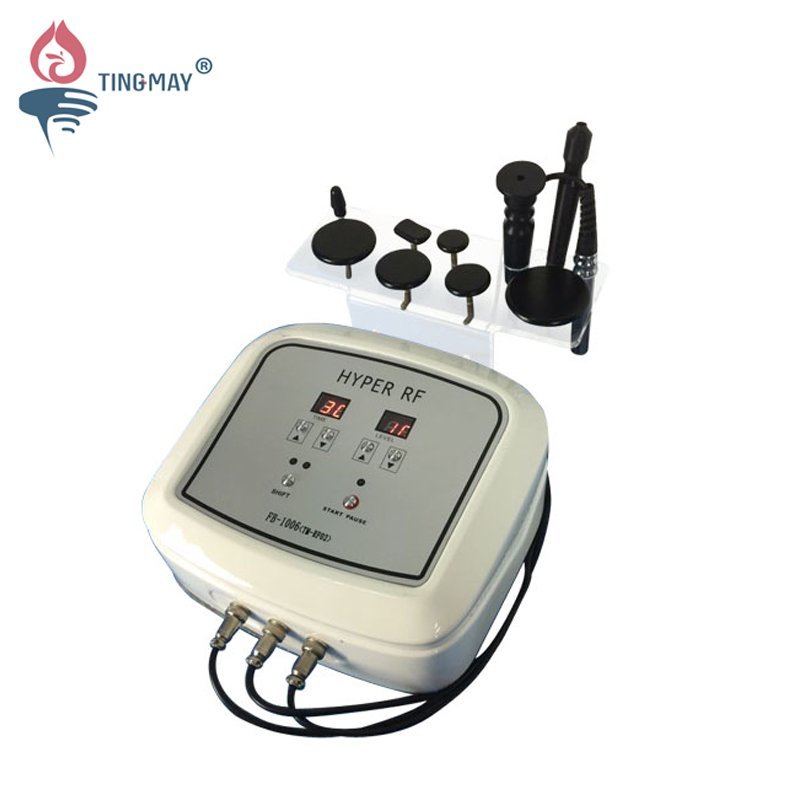 Tingmay radio frequency monopolar rf skin tightening  rf beauty machineTM-RF2.0 RF machine image24