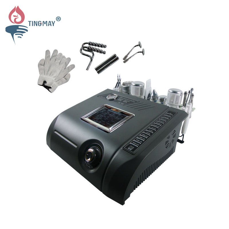 Tingmay 7 in 1 multi-function diamond peel microdermabrasion  machine TM-NV97 Microdermabrasion machine image19