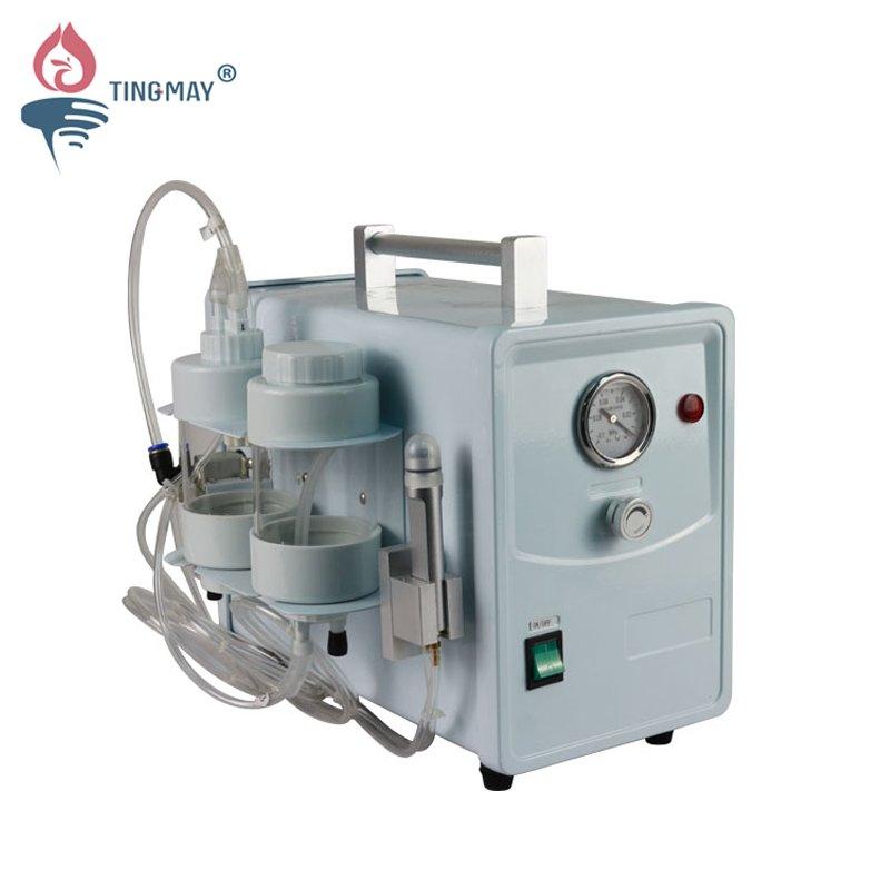 Tingmay Diamond Dermabrasion skin scrubber crystal microdermabrasion machineTM-T17 Microdermabrasion machine image18