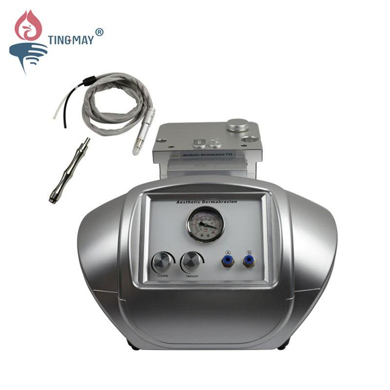 2 in 1 Crystal  & diamond micro dermabrasion facial skin rejuvenation  machine TM-T12