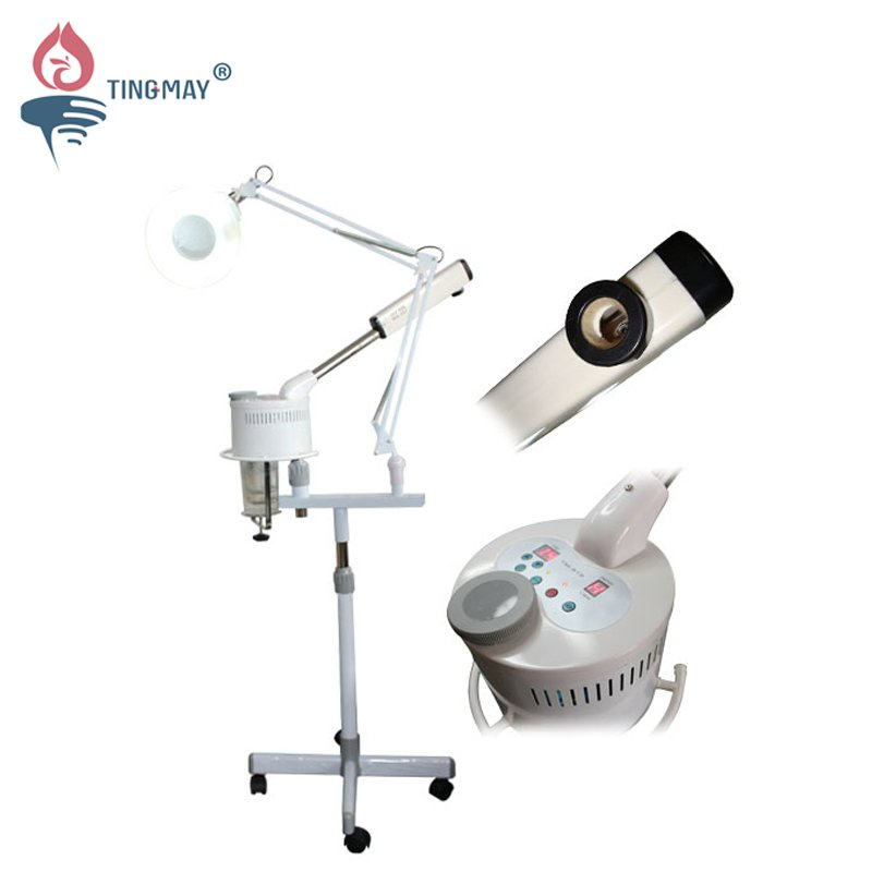 Tingmay 3 in 1 electric ozone facial steamer with projector lamp TM-820 Facial steamer machine image10