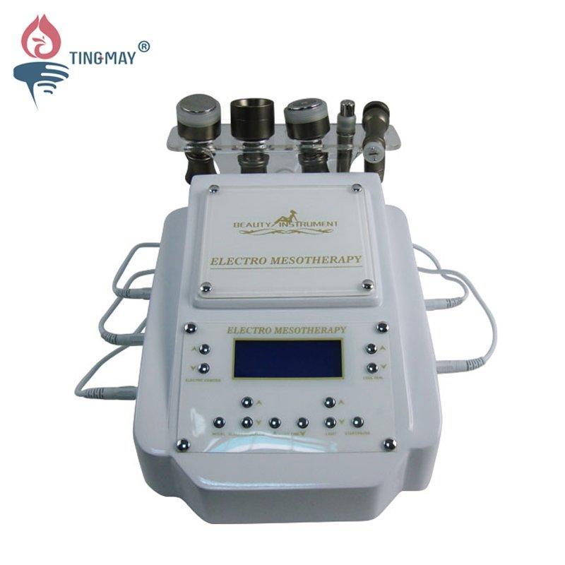 multifunction electroporation mesotherapy with LED light for skin rejuvenation TM-664