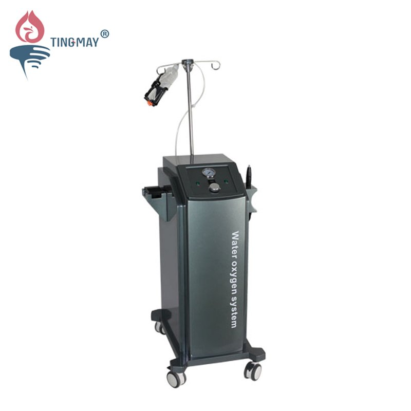Tingmay Oxygen water jet machine for beauty facial TM-H200 Oxygen machine image4