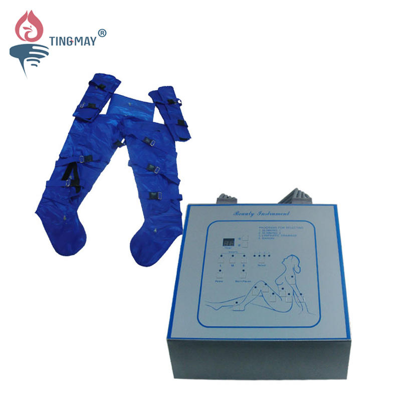 Air pressotherapy  lymph drainage body massager machine TM-4049B