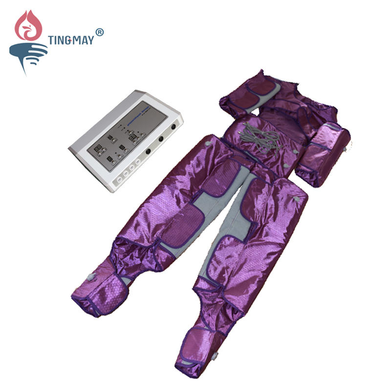 2 in1 infrared pressotherapy lymph drainage machine TM-B30A