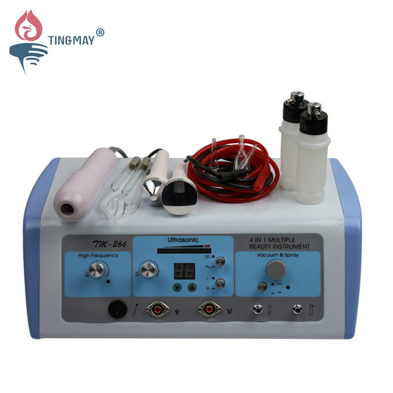 Multifunction High frequency ultrasonic facial beauty machine TM-266