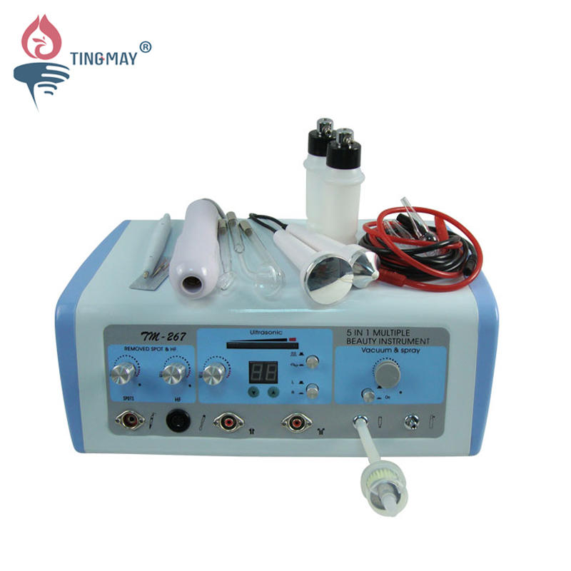 5 in 1 spot removal and ultrasonic facial beauty machine