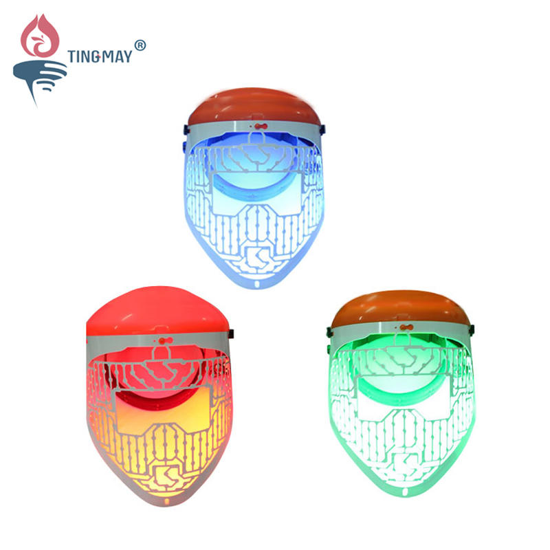 Led face mask/led skin rejuvenation mask TM-M1