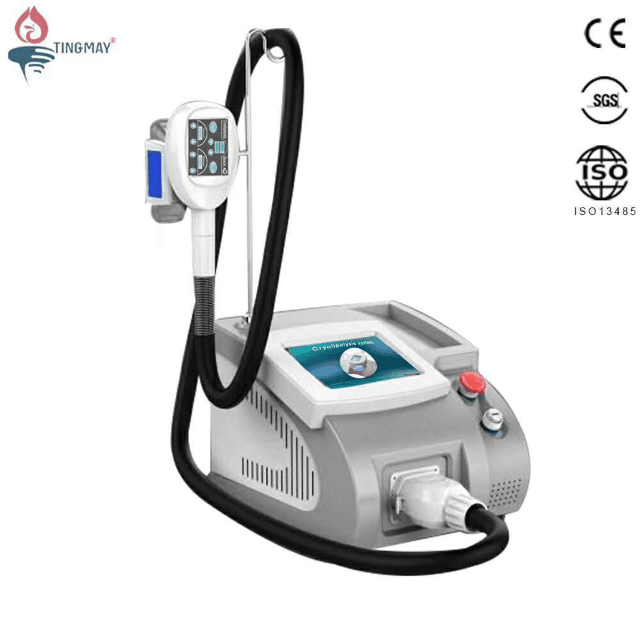 2019 new model cryolipolysis fat freeze machine for cellulite removal weight reduction with 3 cryolipolysis handles available
