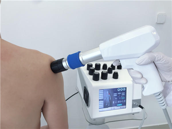 Professional shockwave therapy machine for pain relief cellulite reduction ED treatment